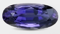 iolite polished